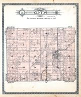Clinton Township, Ringgold County 1915 Ogle